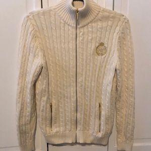 Ralph Lauren zip sweater/jacket